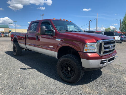 2005 Ford F-350 Super Duty for sale at Independent Auto Sales #2 in Spokane WA