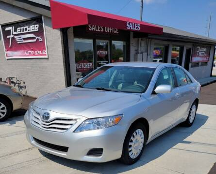 2011 Toyota Camry for sale at Fletcher Auto Sales in Augusta GA