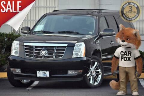 2011 Cadillac Escalade ESV for sale at JDM Auto in Fredericksburg VA