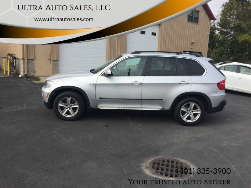 2009 BMW X5 for sale at Ultra Auto Sales, LLC in Cumberland RI