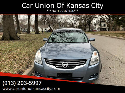 2012 Nissan Altima for sale at Car Union Of Kansas City in Kansas City MO
