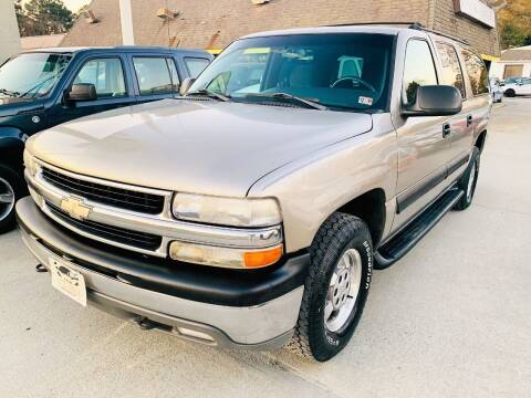 2002 Chevrolet Suburban for sale at Auto Space LLC in Norfolk VA
