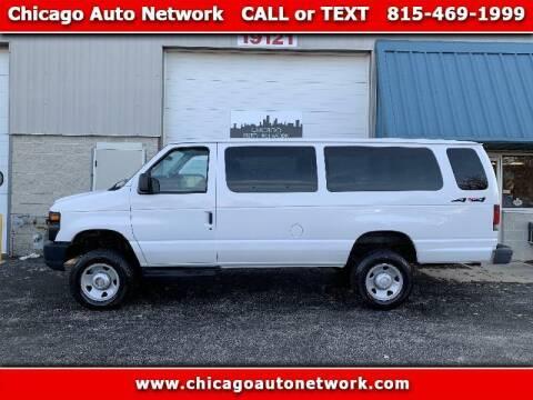 2009 Ford E-Series Cargo for sale at Chicago Auto Network in Mokena IL
