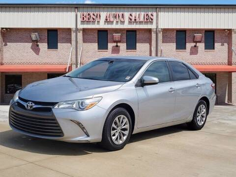 2016 Toyota Camry for sale at Best Auto Sales LLC in Auburn AL