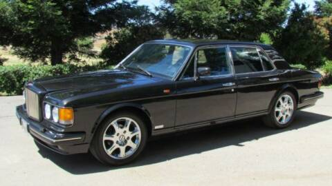 1990 Bentley Turbo R for sale at Classic Car Deals in Cadillac MI