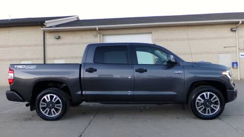 2019 Toyota Tundra for sale at Prudential Auto Leasing in Hudson OH