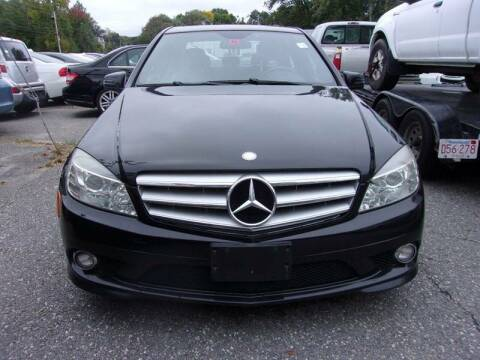 2010 Mercedes-Benz C-Class for sale at Top Line Import of Methuen in Methuen MA