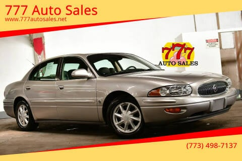 2004 Buick LeSabre for sale at 777 Auto Sales in Bedford Park IL