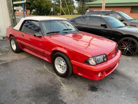 1987 Ford Mustang for sale at Brucken Motors in Evansville IN