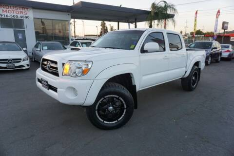 2008 Toyota Tacoma for sale at Industry Motors in Sacramento CA