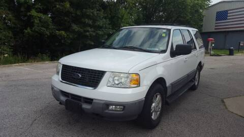 2004 Ford Expedition for sale at Economy Auto Sales in Dumfries VA