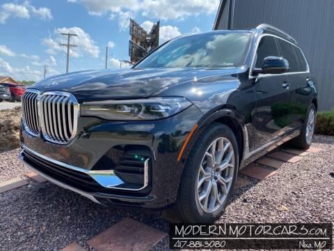 2020 BMW X7 for sale at Modern Motorcars in Nixa MO