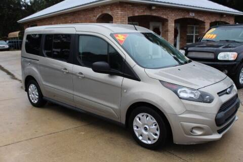 2014 Ford Transit Connect Wagon for sale at MITCHELL AUTO ACQUISITION INC. in Edgewater FL
