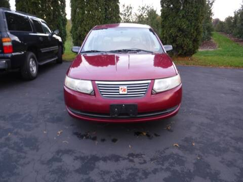 2005 Saturn Ion for sale at Vicki Brouwer Autos Inc. in North Rose NY