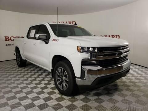 2021 Chevrolet Silverado 1500 for sale at BOZARD FORD in Saint Augustine FL