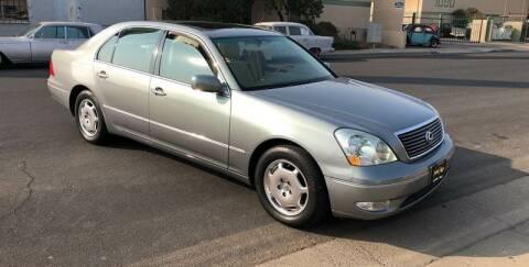 2002 Lexus LS 430 for sale at Cars 2 Go in Clovis CA
