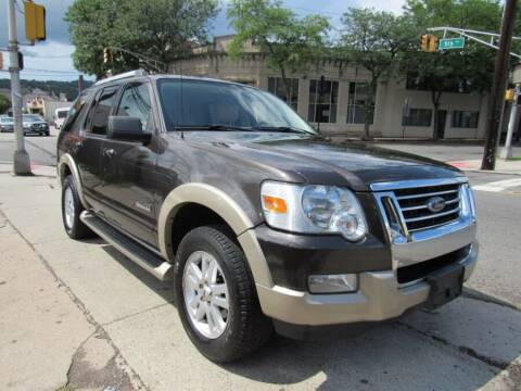 2007 Ford Explorer for sale at MFG Prestige Auto Group in Paterson NJ