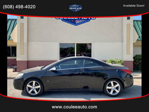 2007 Pontiac G6 for sale at Coulee Auto in La Crosse WI