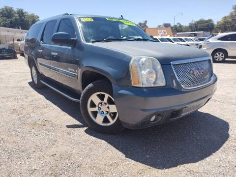 2007 GMC Yukon XL for sale at Canyon View Auto Sales in Cedar City UT