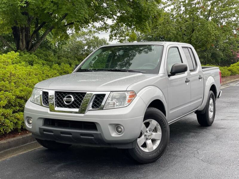 2013 Nissan Frontier for sale at William D Auto Sales in Norcross GA