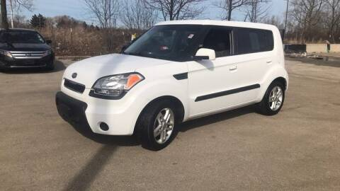2010 Kia Soul for sale at WEINLE MOTORSPORTS in Cleves OH