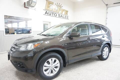 2014 Honda CR-V for sale at Elite Auto Sales in Ammon ID