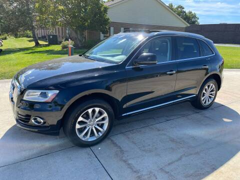 2015 Audi Q5 for sale at Renaissance Auto Network in Warrensville Heights OH