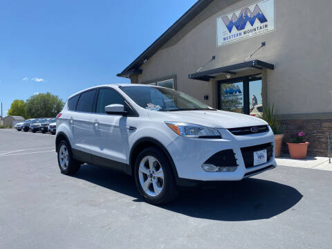 2015 Ford Escape for sale at Western Mountain Bus & Auto Sales in Nampa ID