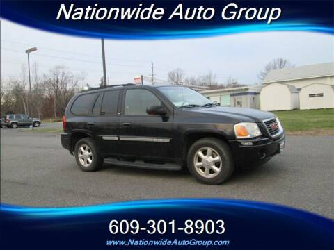 2004 GMC Envoy for sale at Nationwide Auto Group in East Windsor NJ