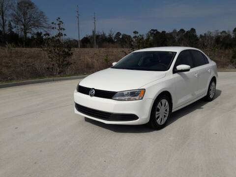2012 Volkswagen Jetta for sale at Car Shop of Mobile in Mobile AL