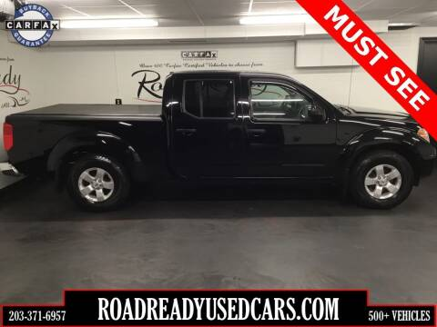 2012 Nissan Frontier for sale at Road Ready Used Cars in Ansonia CT