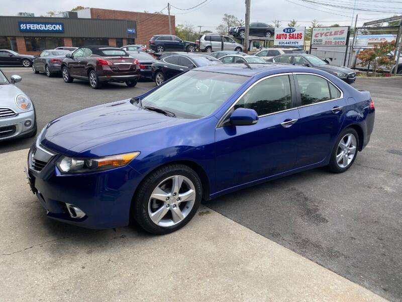 2012 Acura TSX for sale at QUALITY AUTO SALES OF NEW YORK in Medford NY
