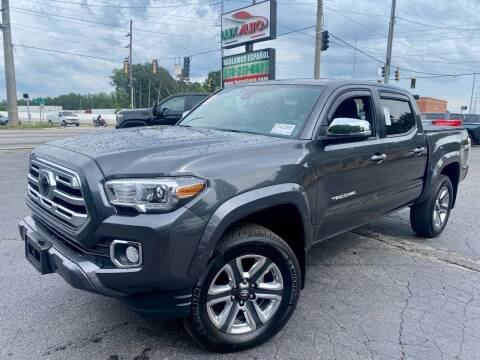 2018 Toyota Tacoma for sale at Lux Auto in Lawrenceville GA