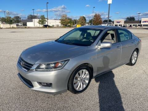 2014 Honda Accord for sale at TKP Auto Sales in Eastlake OH