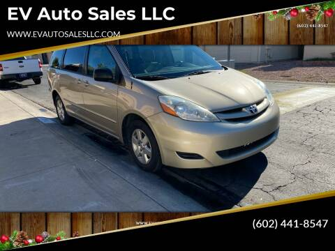 2009 Toyota Sienna for sale at EV Auto Sales LLC in Sun City AZ
