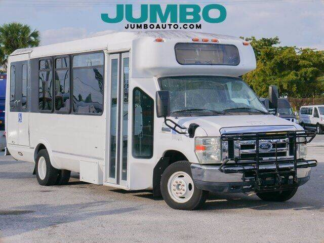 2010 Ford E-Series Chassis for sale at Jumbo Auto & Truck Plaza in Hollywood FL