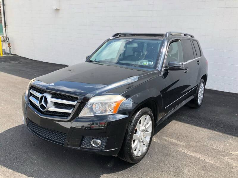 2011 Mercedes-Benz GLK for sale at Philadelphia Public Auto Auction in Philadelphia PA