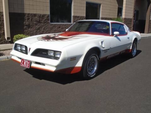 1978 Pontiac Trans Am for sale at COPPER STATE MOTORSPORTS in Phoenix AZ