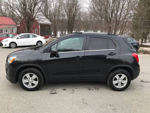 2015 Chevrolet Trax for sale at MICHAEL MOTORS in Farmington ME