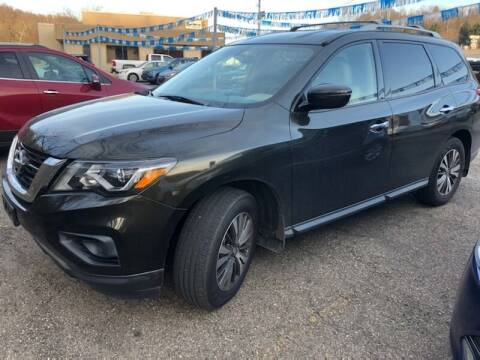 2017 Nissan Pathfinder for sale at Matt Jones Preowned Auto in Wheeling WV