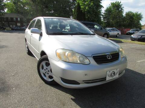2005 Toyota Corolla for sale at K & S Motors Corp in Linden NJ
