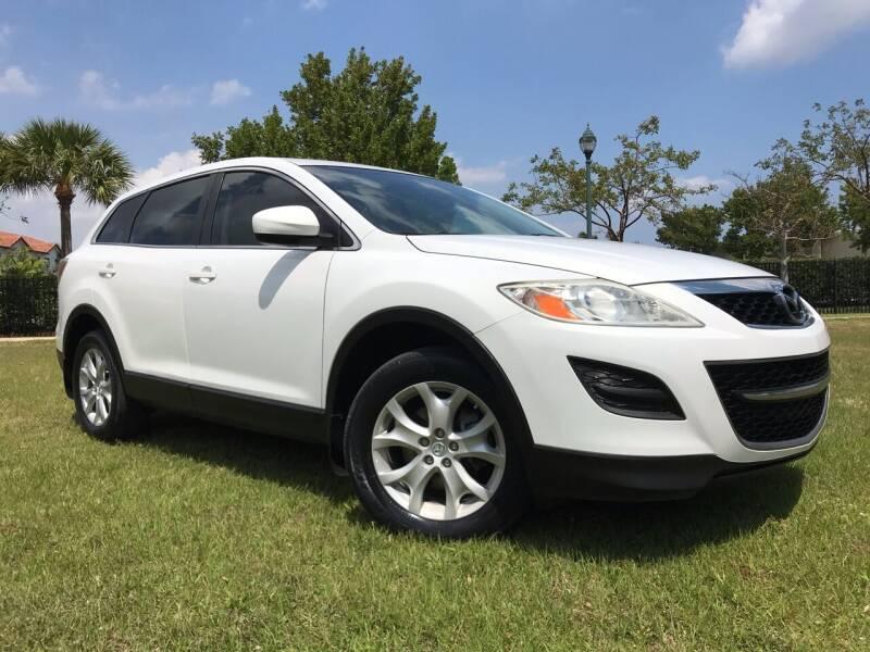 2012 Mazda CX-9 for sale at Kaler Auto Sales in Wilton Manors FL