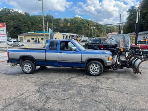 1995 Dodge Dakota for sale at ELIZABETH AUTO SALES in Elizabeth PA