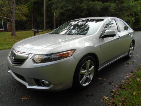2012 Acura TSX for sale at City Imports Inc in Matthews NC
