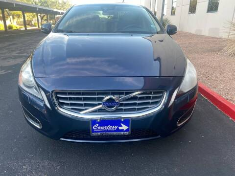 2012 Volvo S60 for sale at Autodealz in Tempe AZ