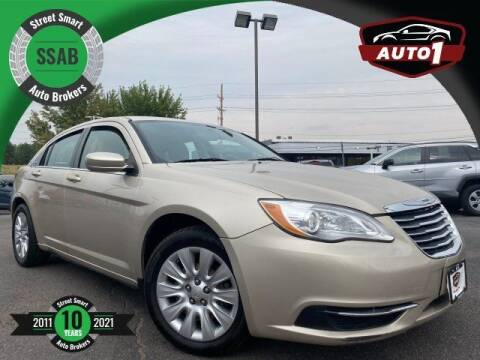 2014 Chrysler 200 for sale at Street Smart Auto Brokers in Colorado Springs CO