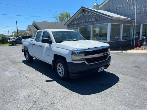 2016 Chevrolet Silverado 1500 for sale at Empire Alliance Inc. in West Coxsackie NY