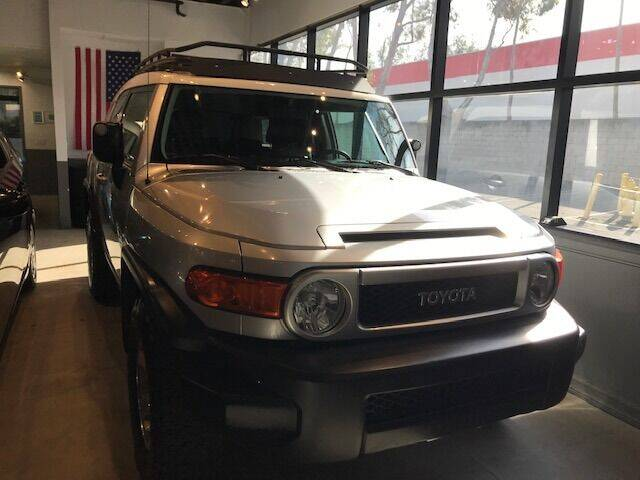 2008 Toyota FJ Cruiser for sale at PRIUS PLANET in Laguna Hills CA