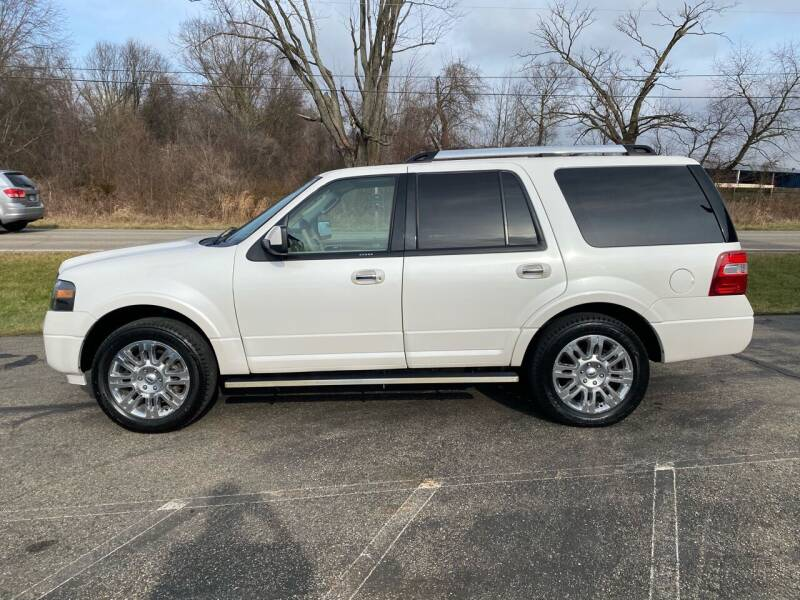 2012 Ford Expedition for sale at Rick's R & R Wholesale, LLC in Lancaster OH