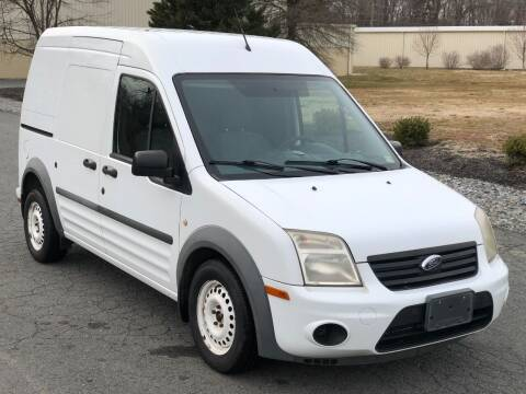 2012 Ford Transit Connect for sale at ECONO AUTO INC in Spotsylvania VA